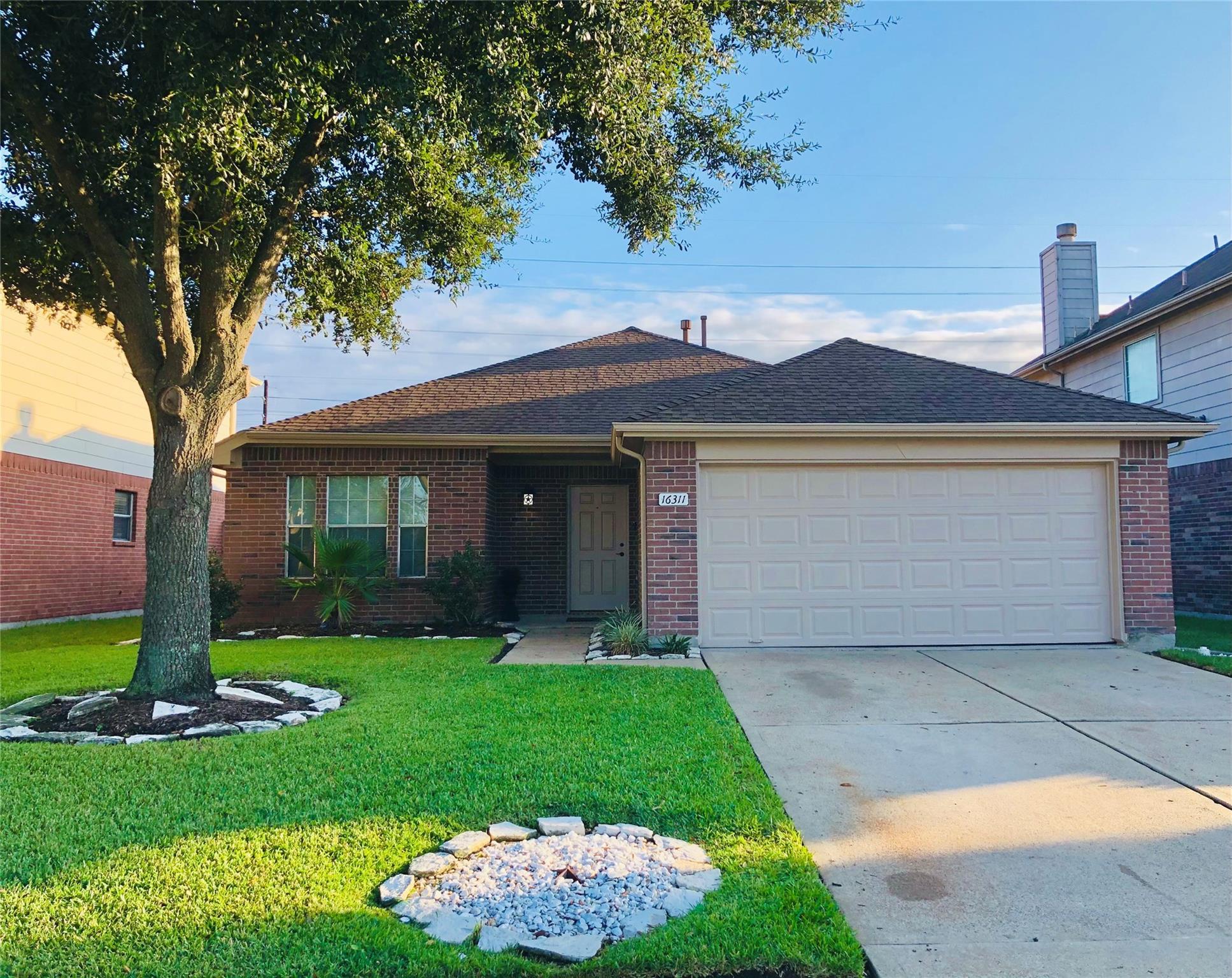 16311 Brechin Lane Property Photo - Houston, TX real estate listing