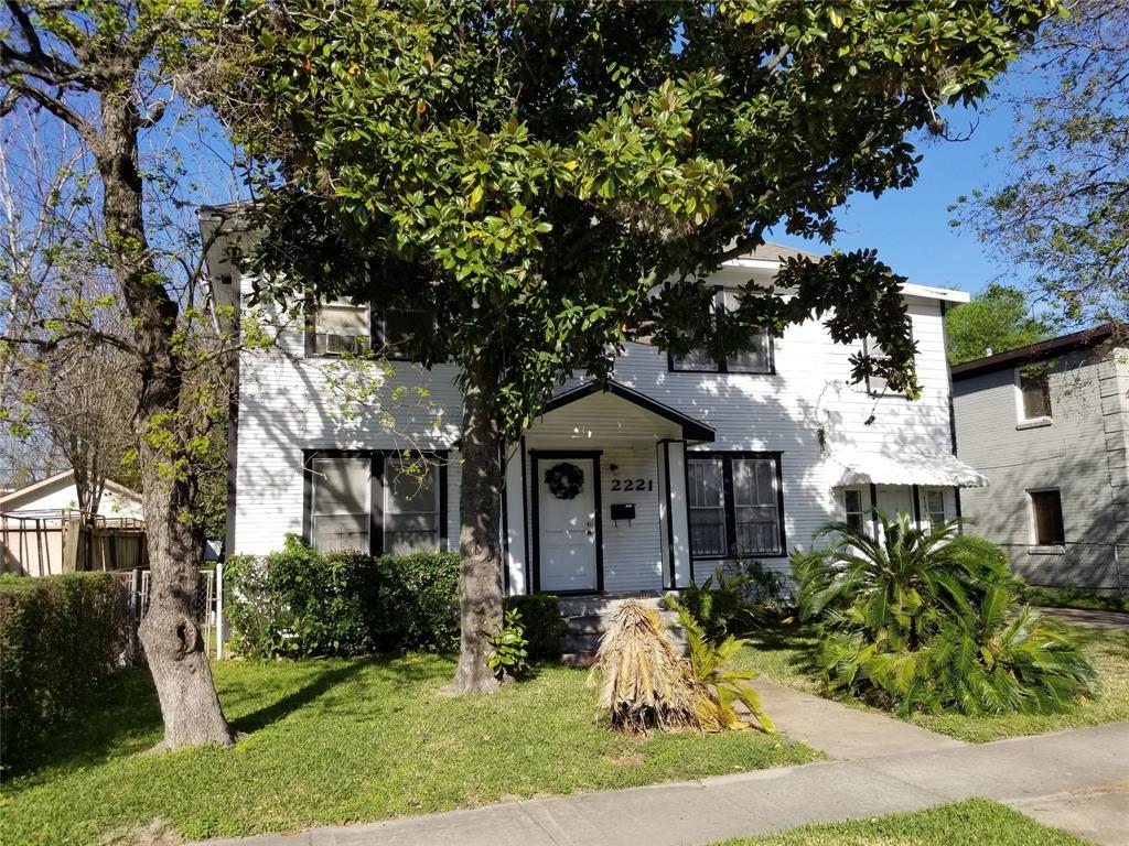 2221 Rosewood Street, Houston, TX 77004 - Houston, TX real estate listing