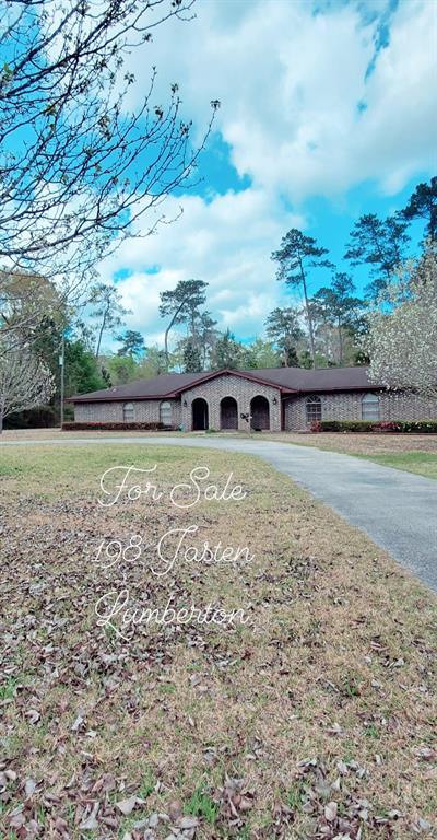 198 Jasten Lane, Lumberton, TX 77657 - Lumberton, TX real estate listing