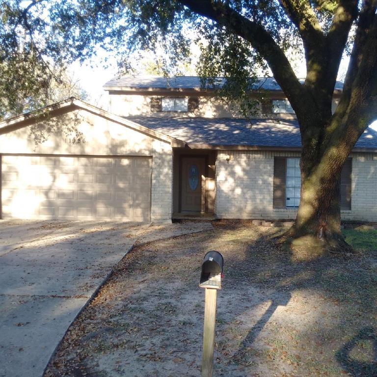 11926 Arroyo Vista Lane Property Photo - Houston, TX real estate listing