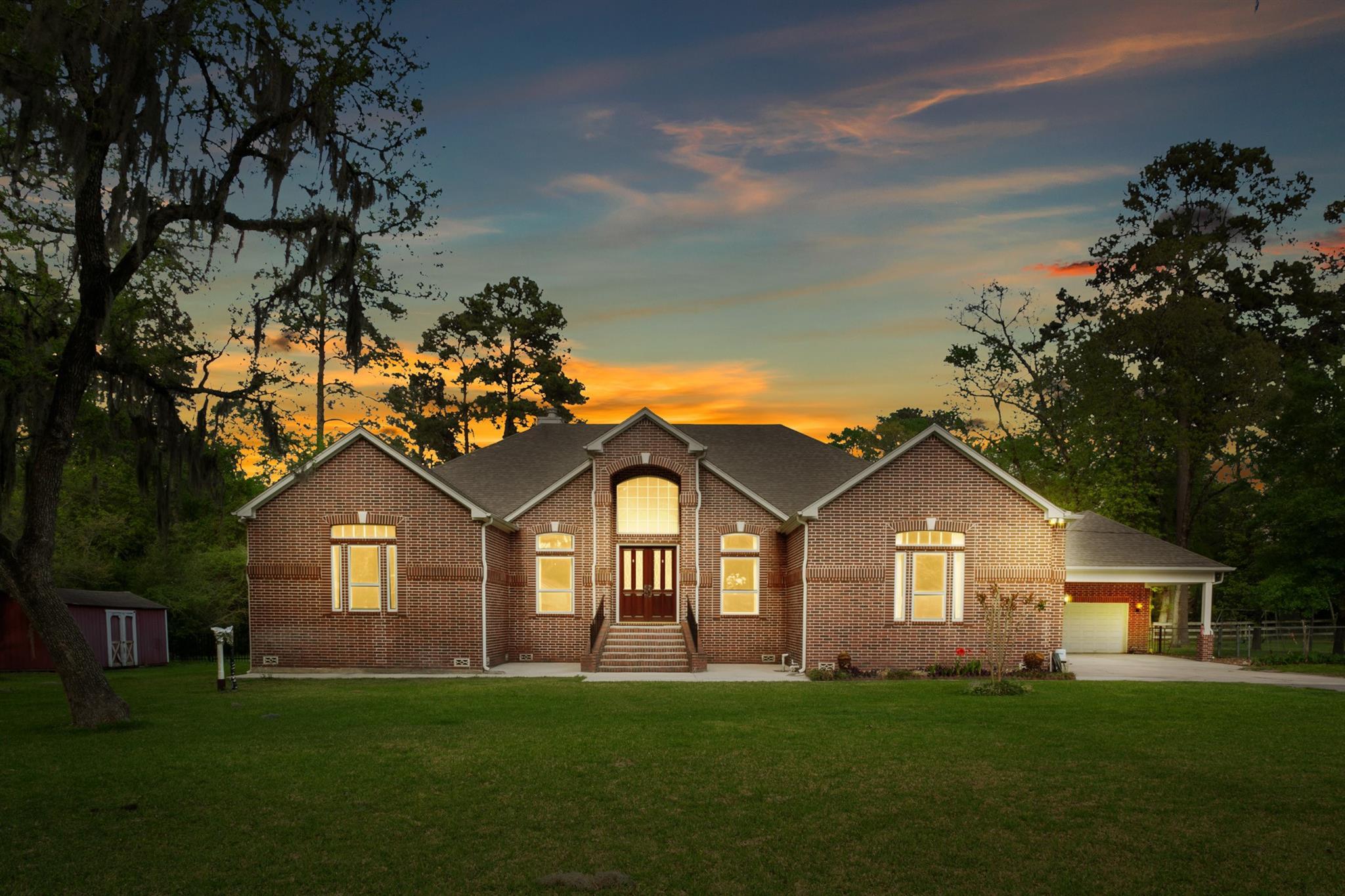 12742 E Shadow Lake Lane Property Photo - Cypress, TX real estate listing