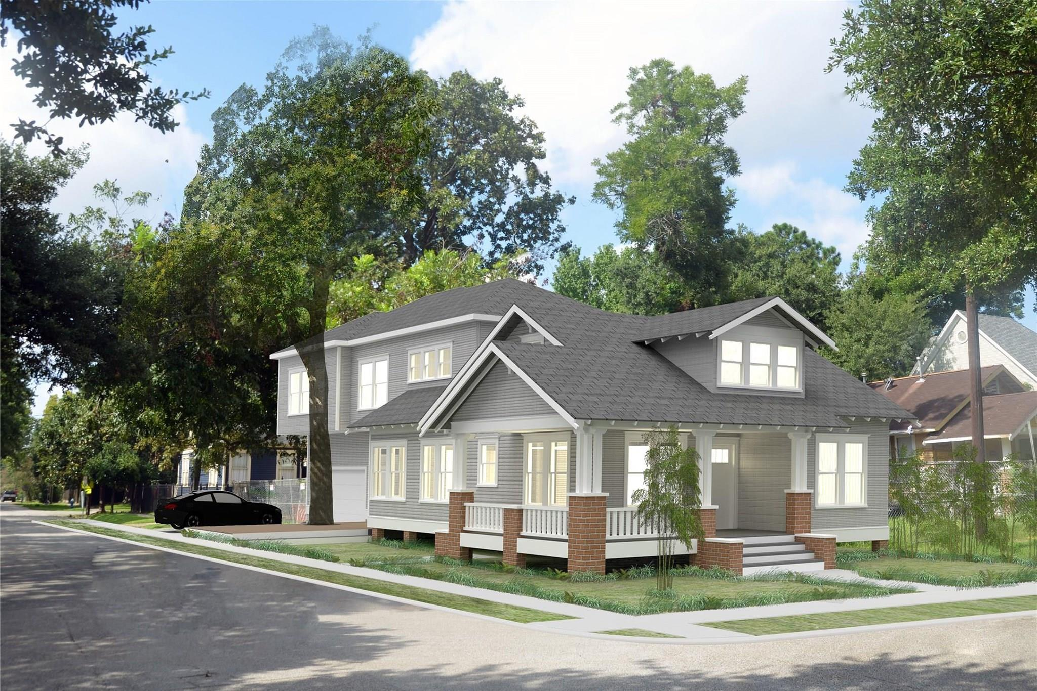 400 Omar Street Property Photo - Houston, TX real estate listing