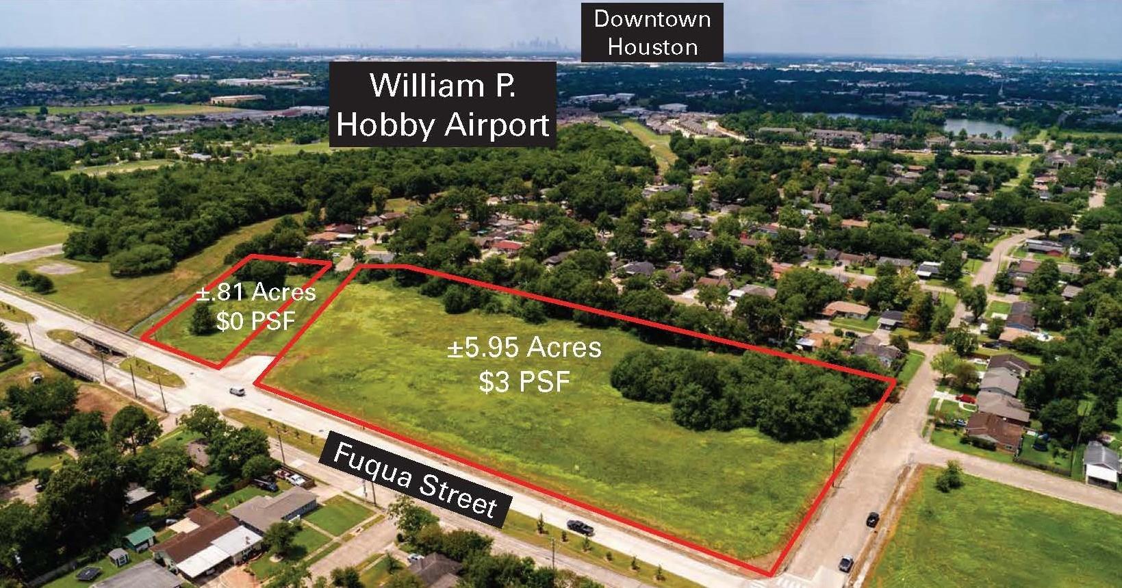 0 Fuqua Property Photo - Houston, TX real estate listing