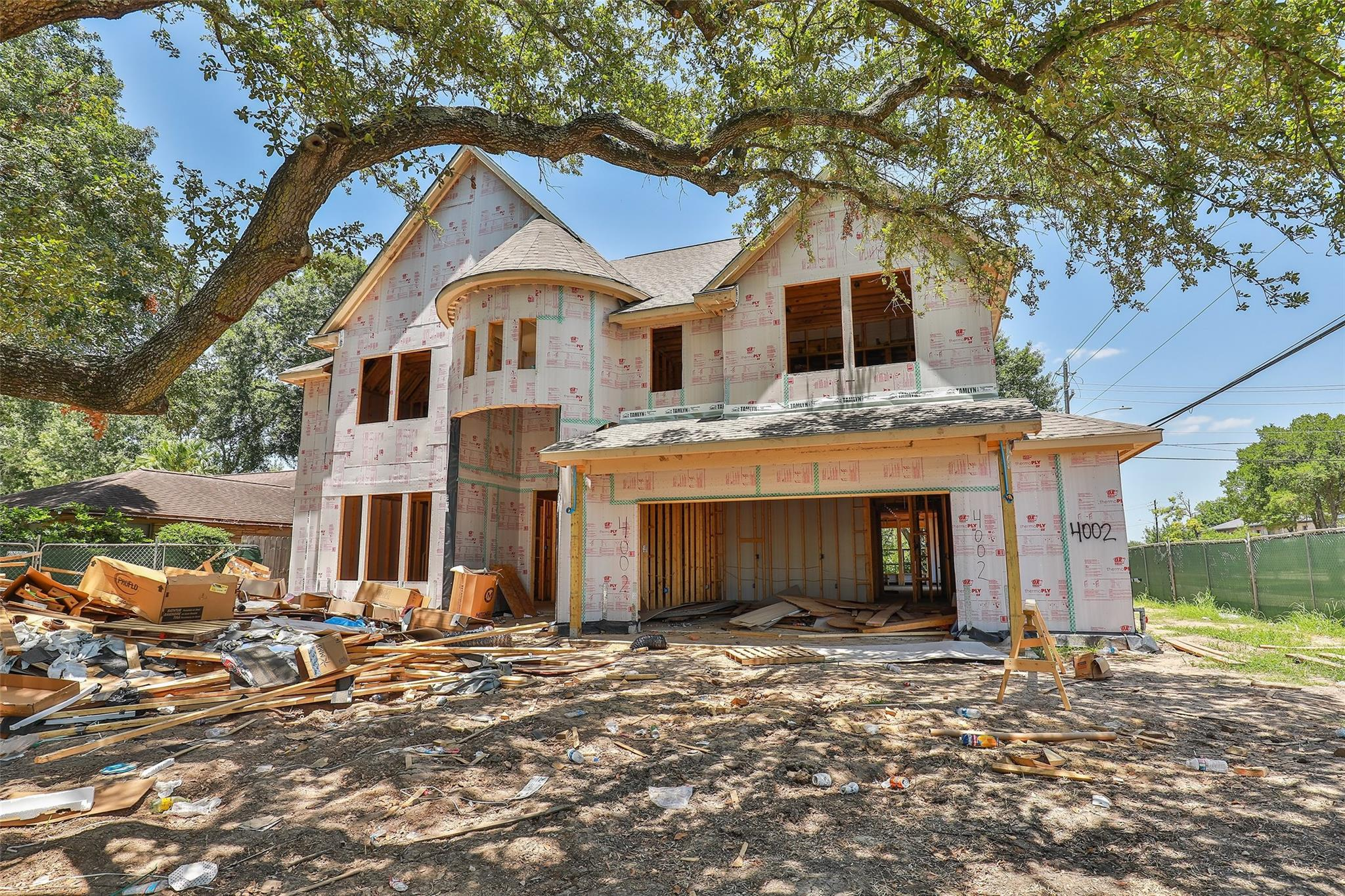 4002 Silverwood Drive Property Photo - Houston, TX real estate listing