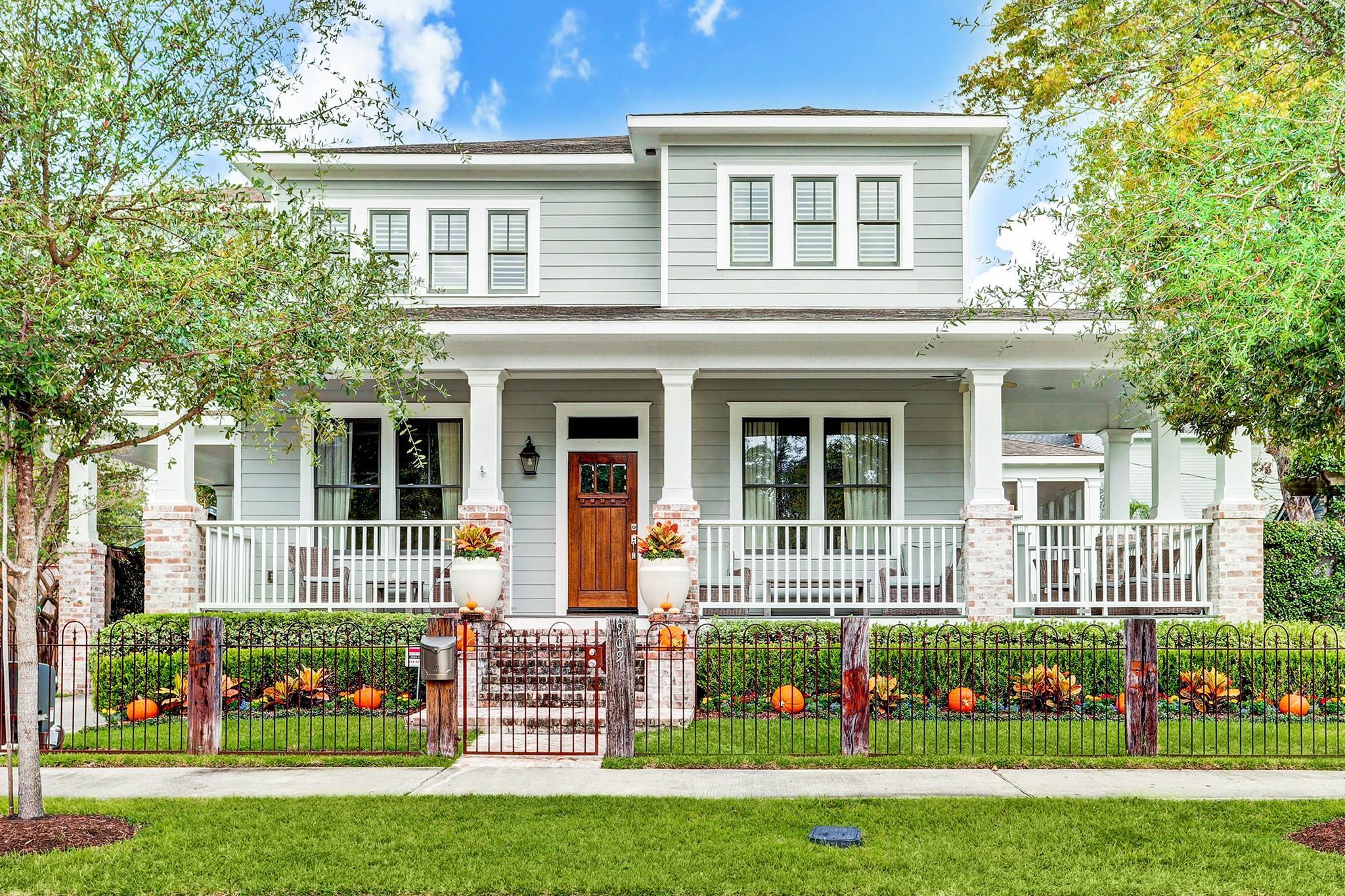 909 Euclid Street Property Photo - Houston, TX real estate listing