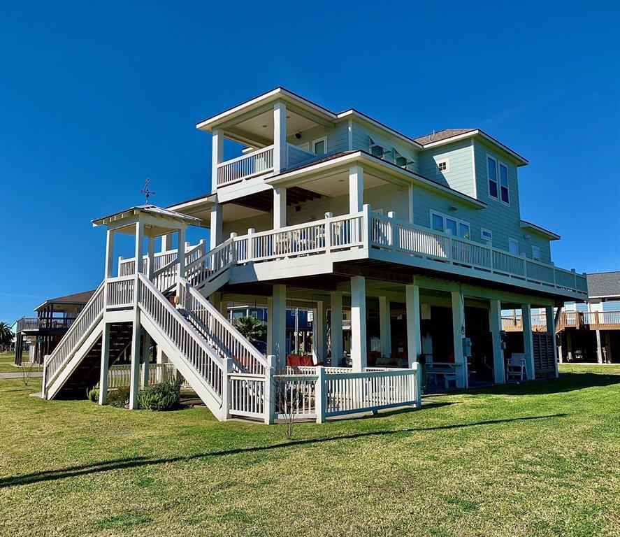 950 Seagull Lane, Crystal Beach, TX 77650 - Crystal Beach, TX real estate listing