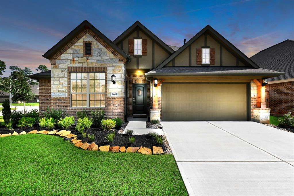 2607 Bright Rock Lane, Conroe, TX 77304 - Conroe, TX real estate listing