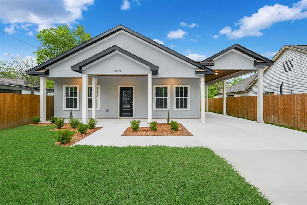 1823 Cresline Street Property Photo - Houston, TX real estate listing