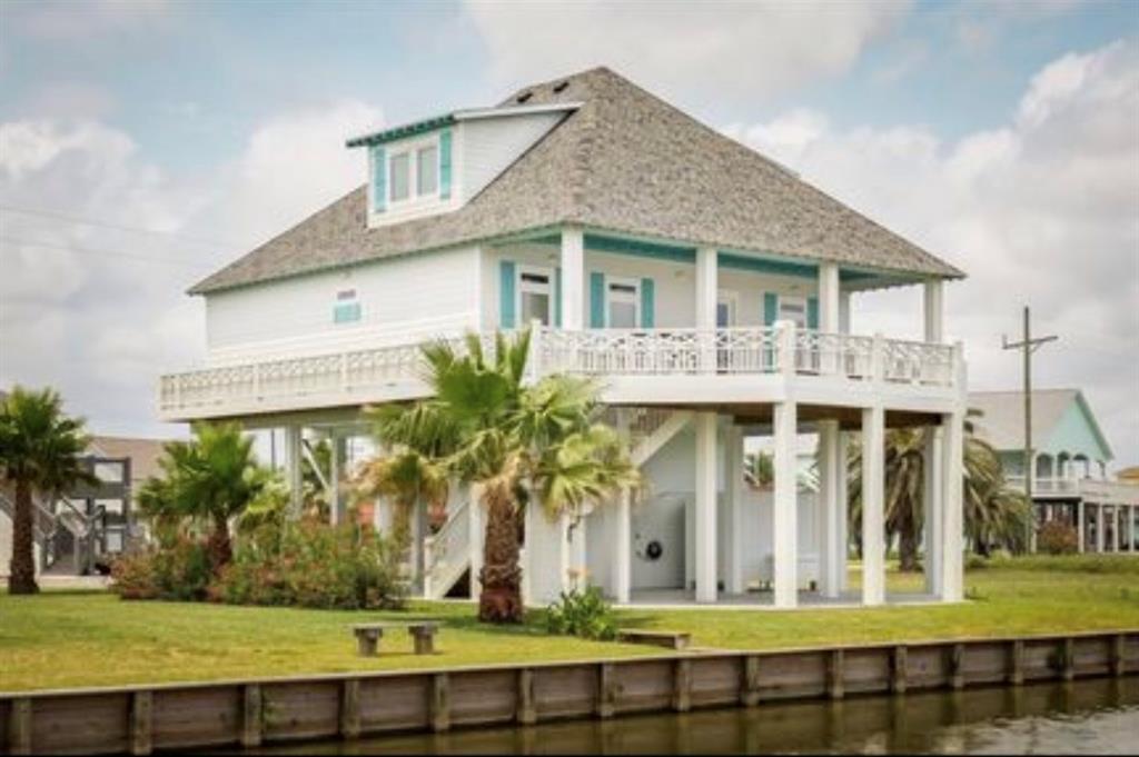 2570 Tide Drive, Port Bolivar, TX 77650 - Port Bolivar, TX real estate listing