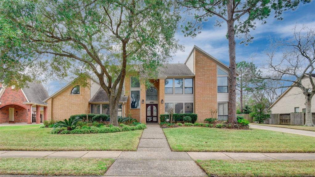 15714 Sylvan Lake Drive Property Photo - Houston, TX real estate listing
