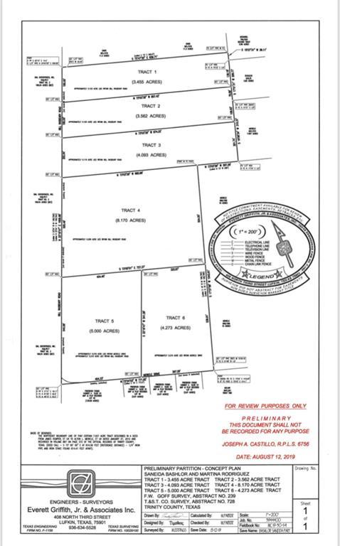 869 Bill Rasbeary Road Property Photo - Groveton, TX real estate listing