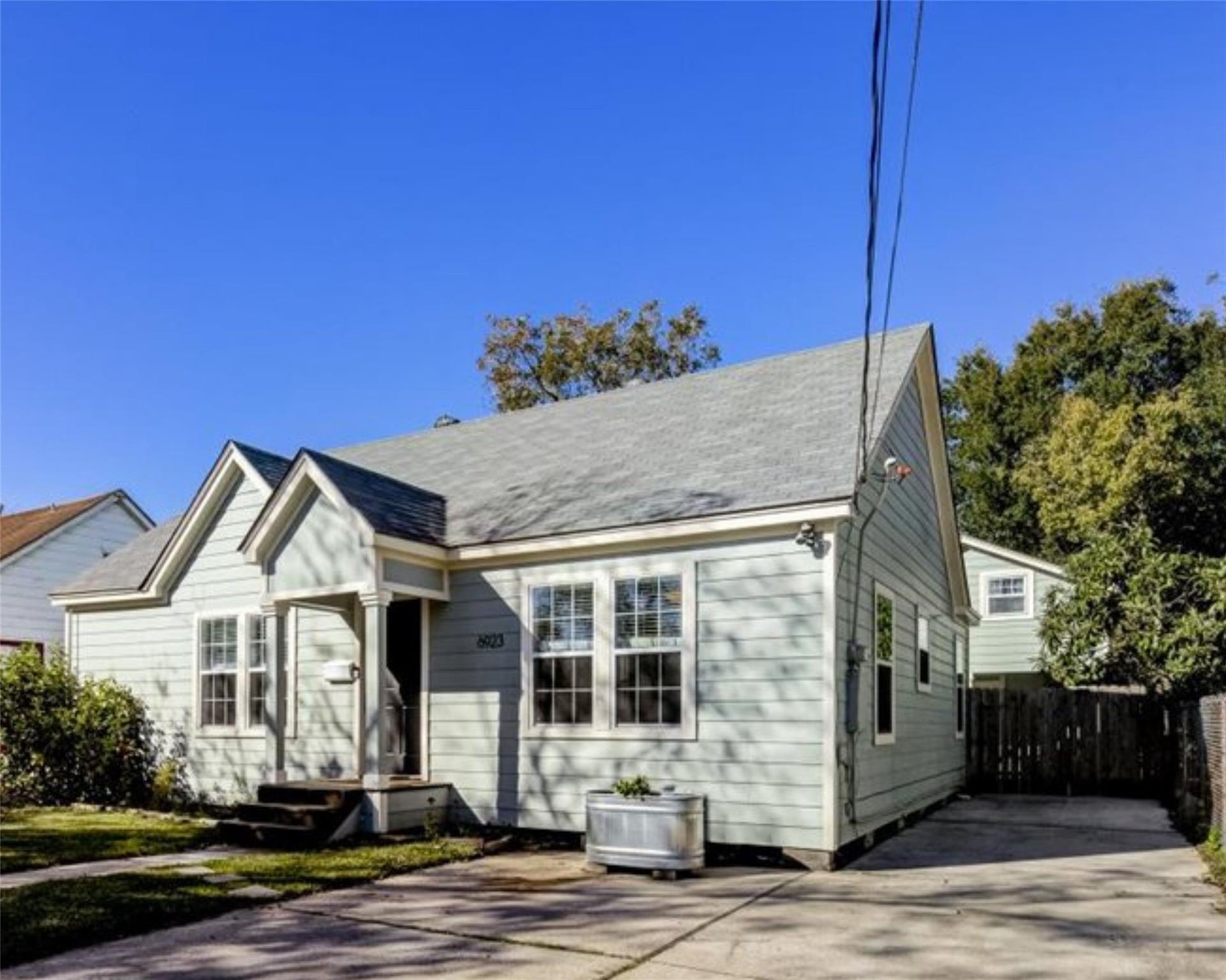 6923 Ilex Street Property Photo - Houston, TX real estate listing