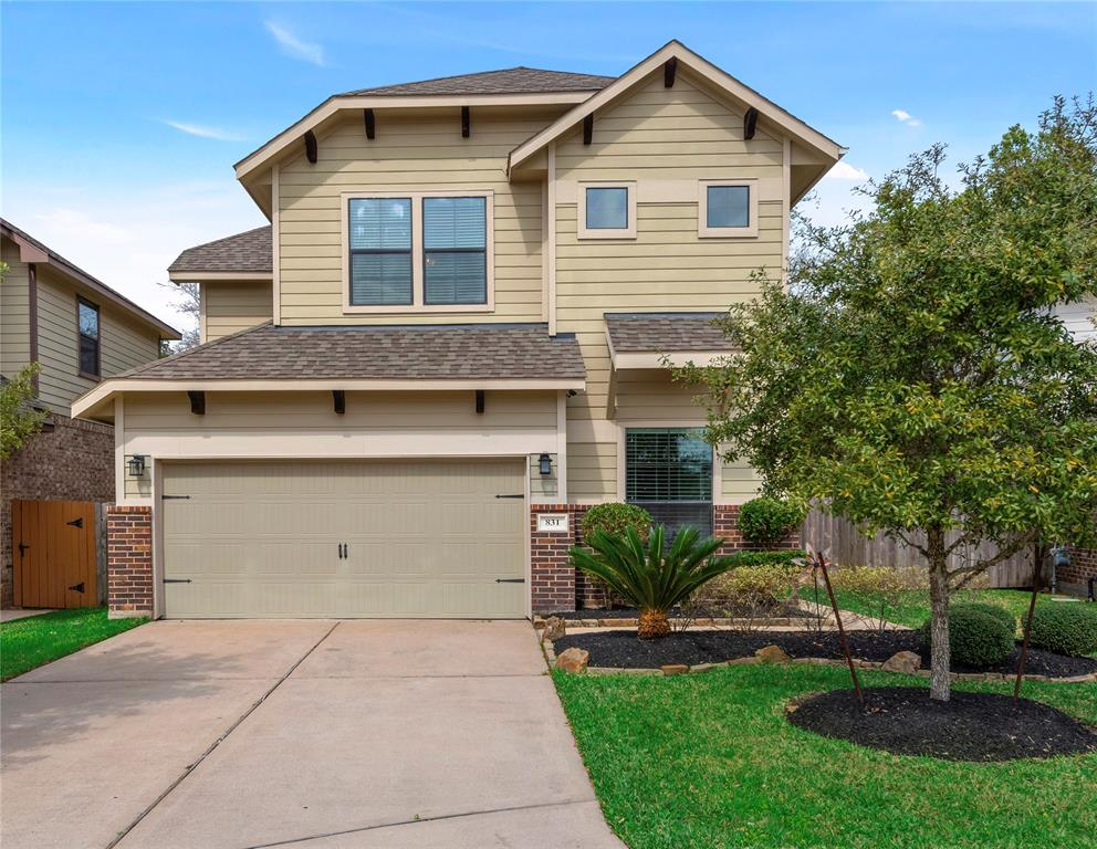 831 Audra Lane, Spring, TX 77386 - Spring, TX real estate listing