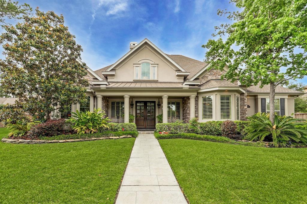 8018 Marshall Falls Drive Property Photo - Spring, TX real estate listing
