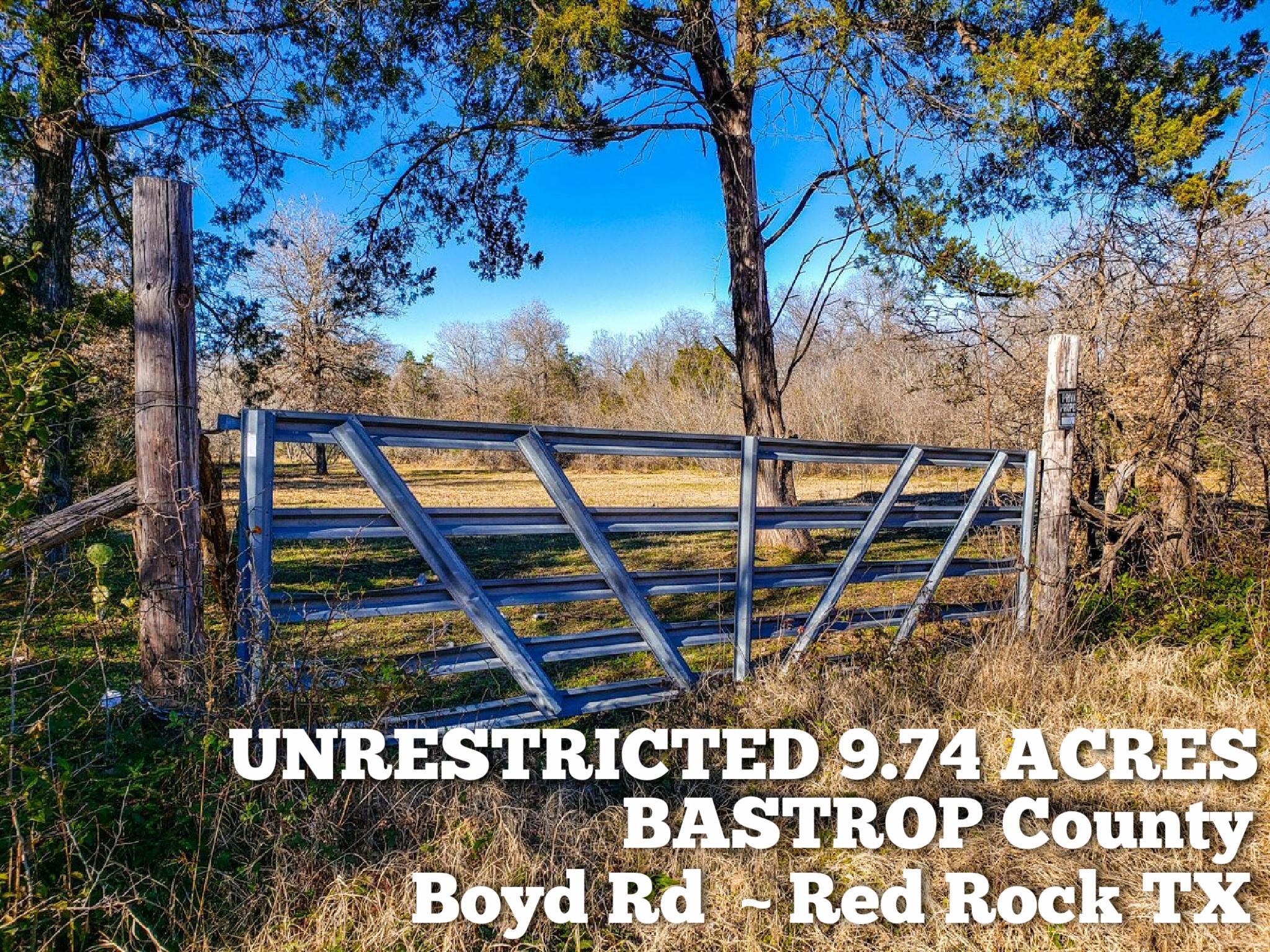 9.74-ac Boyd Road Property Photo