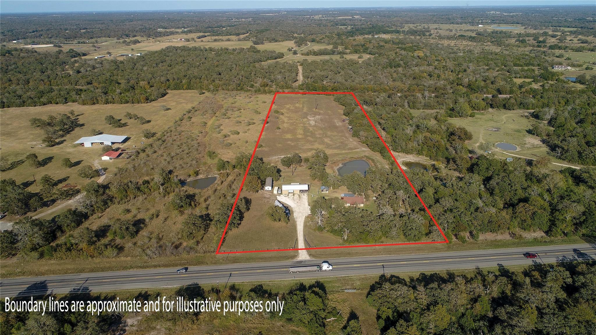 12555 Hwy 36 S Property Photo - Somerville, TX real estate listing