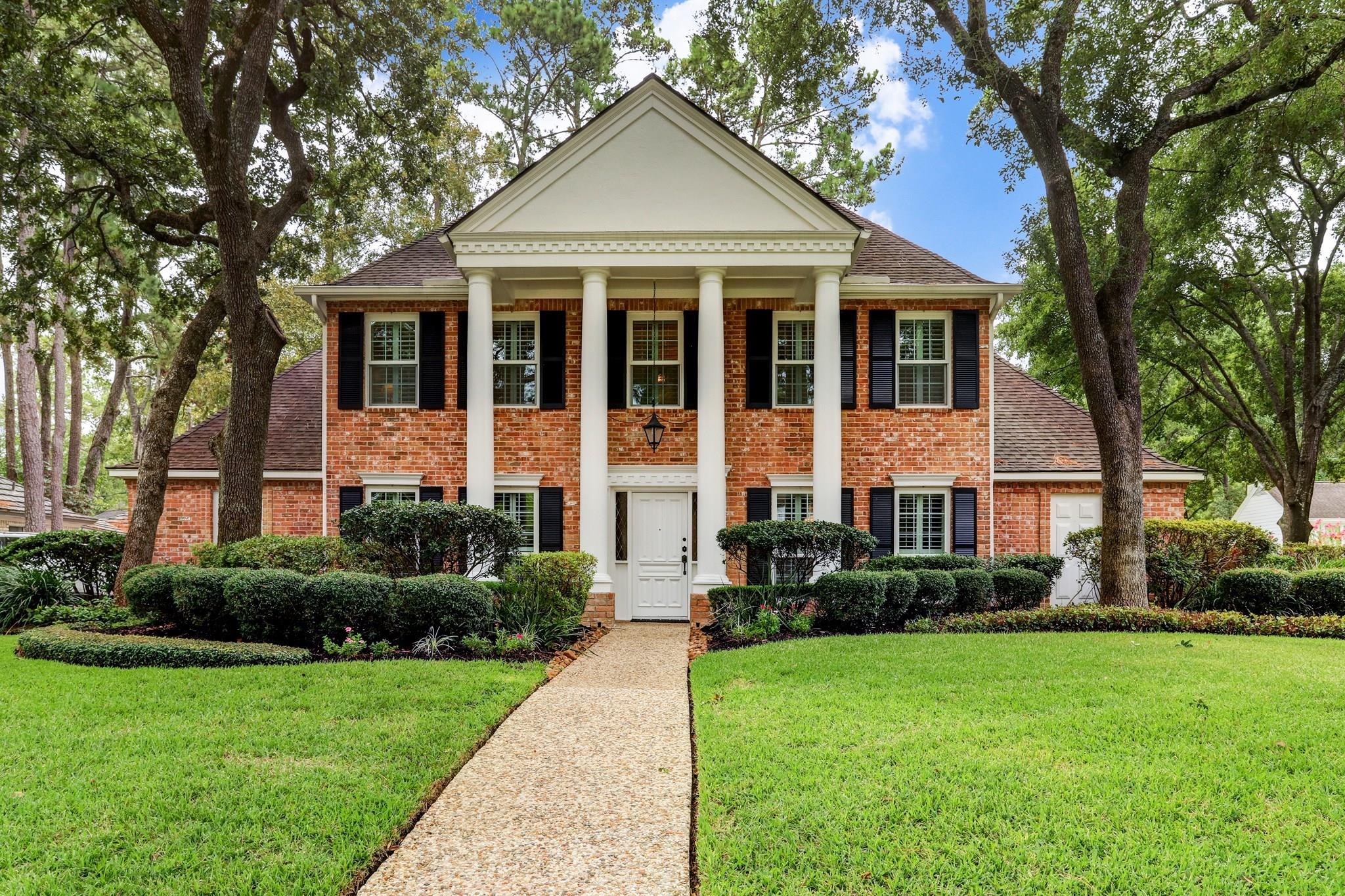 1927 Corral Drive Property Photo - Houston, TX real estate listing