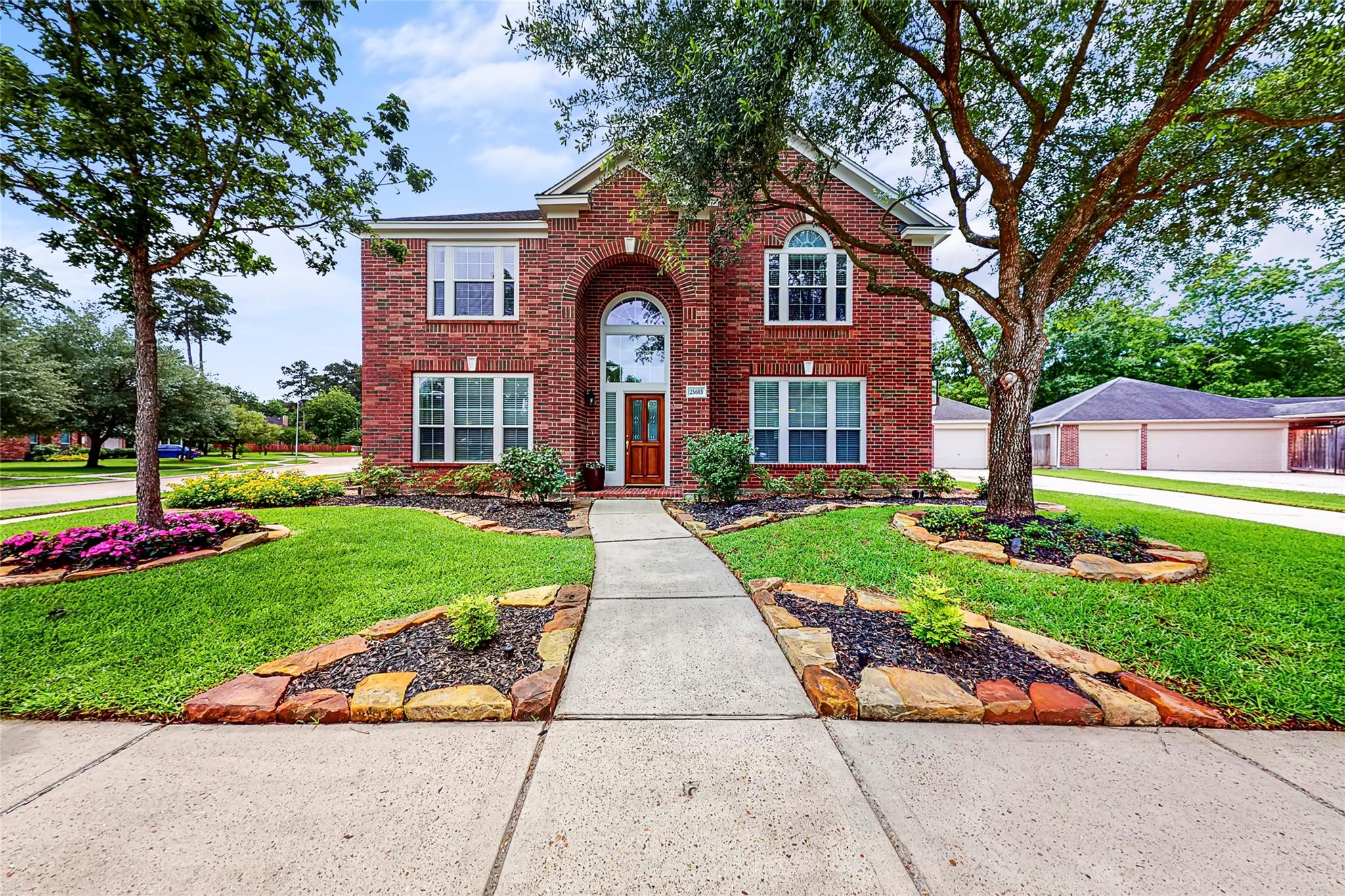 25603 Spring Source Court Property Photo