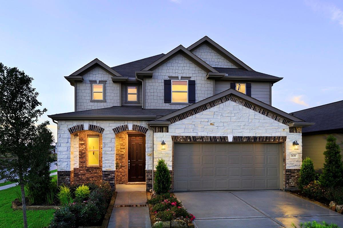 2638 Cabin Cove Lane Property Photo - Houston, TX real estate listing