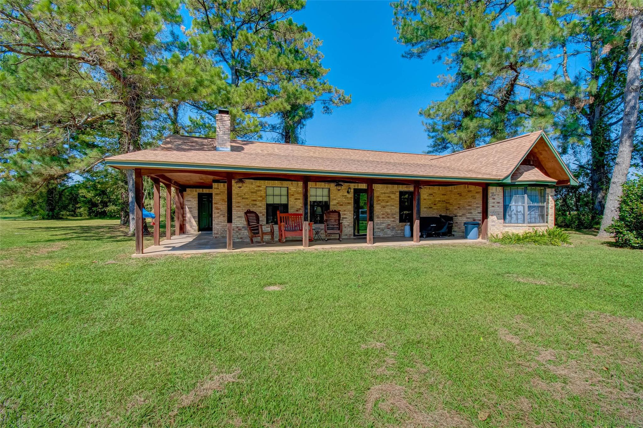 629 County Road 2309 Property Photo - Cleveland, TX real estate listing