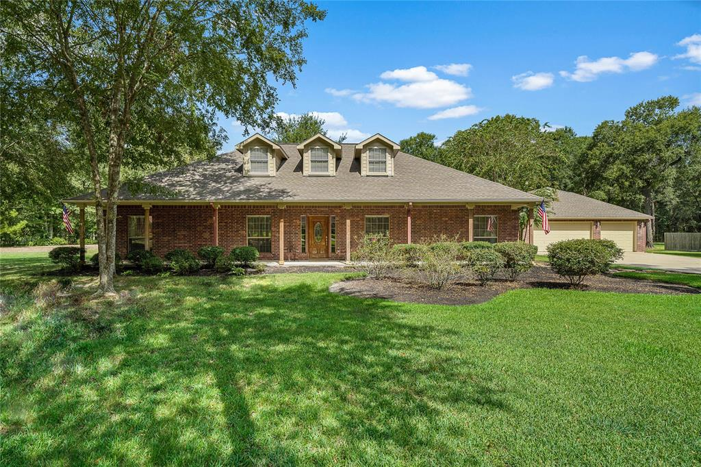 27411 Fairway Oaks Drive, Huffman, TX 77336 - Huffman, TX real estate listing