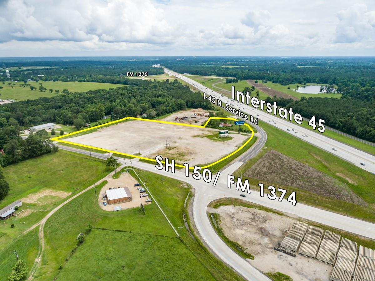 0 N I-45 N Service Road Property Photo 1
