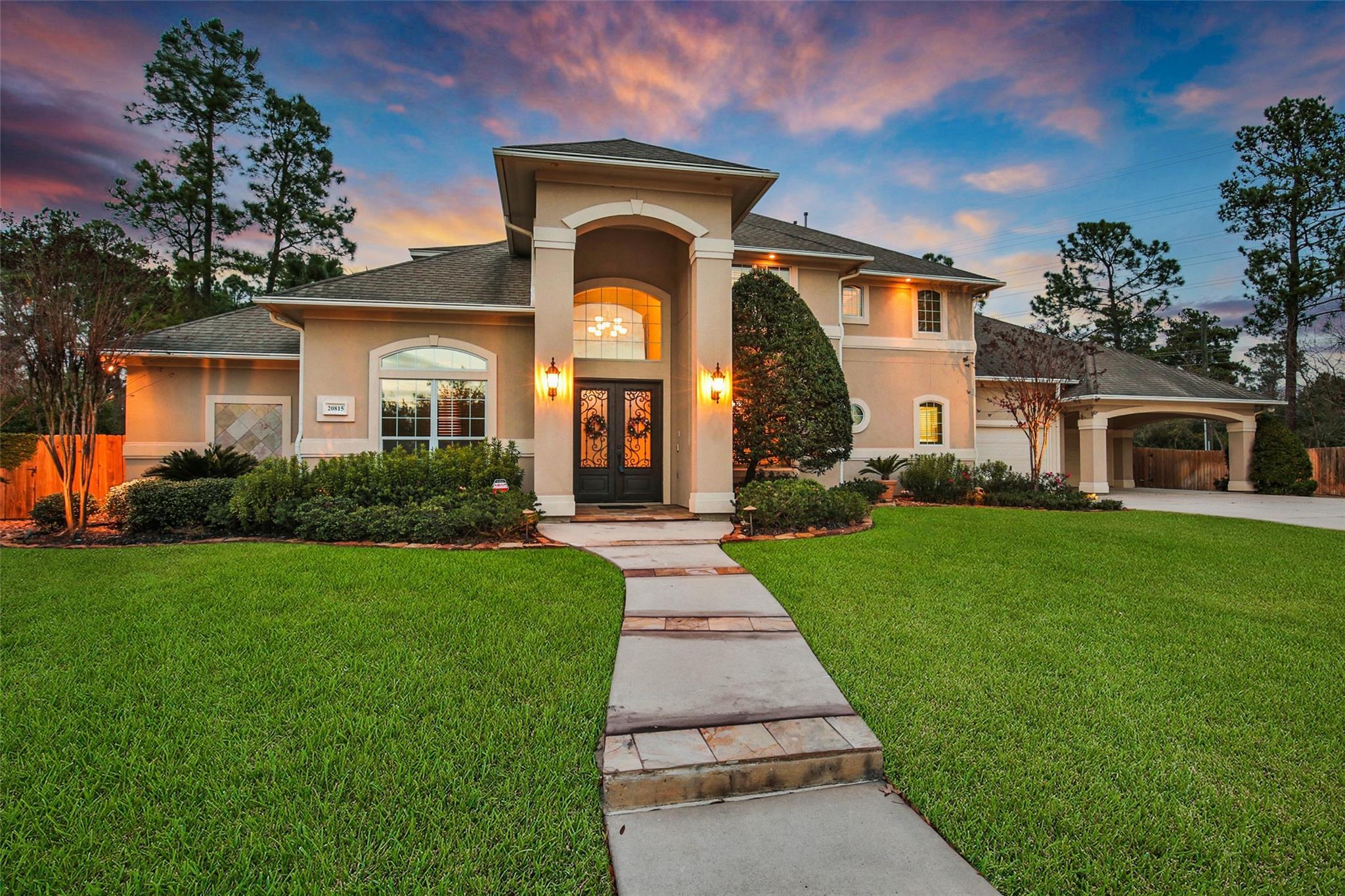 20815 Rosestone Lane Property Photo - Spring, TX real estate listing