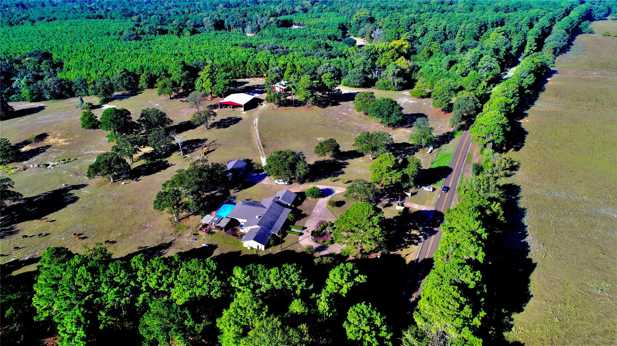 6099 Farm to Market 227 W Property Photo - Grapeland, TX real estate listing