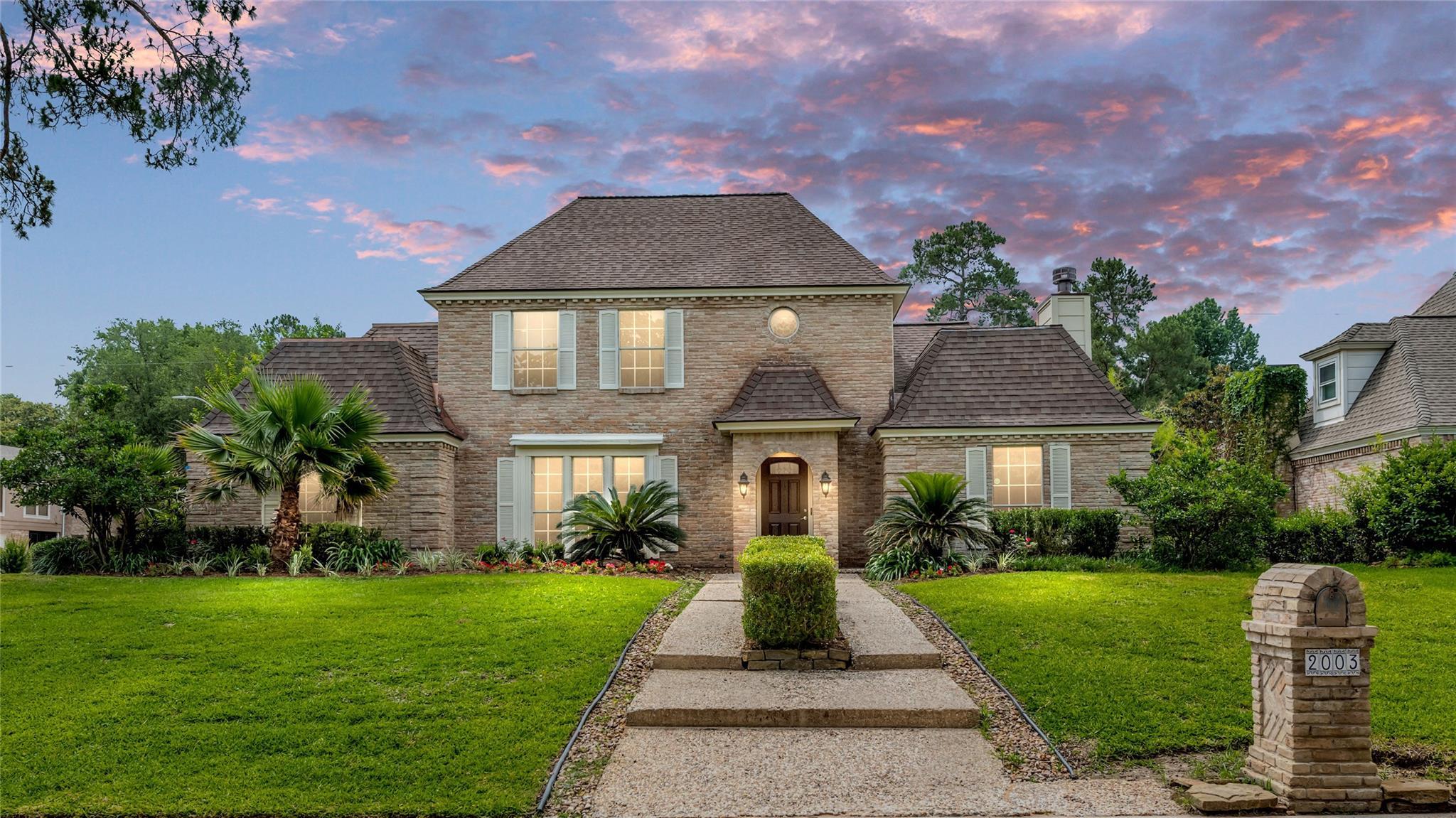 2003 Castlerock Road Property Photo - Houston, TX real estate listing
