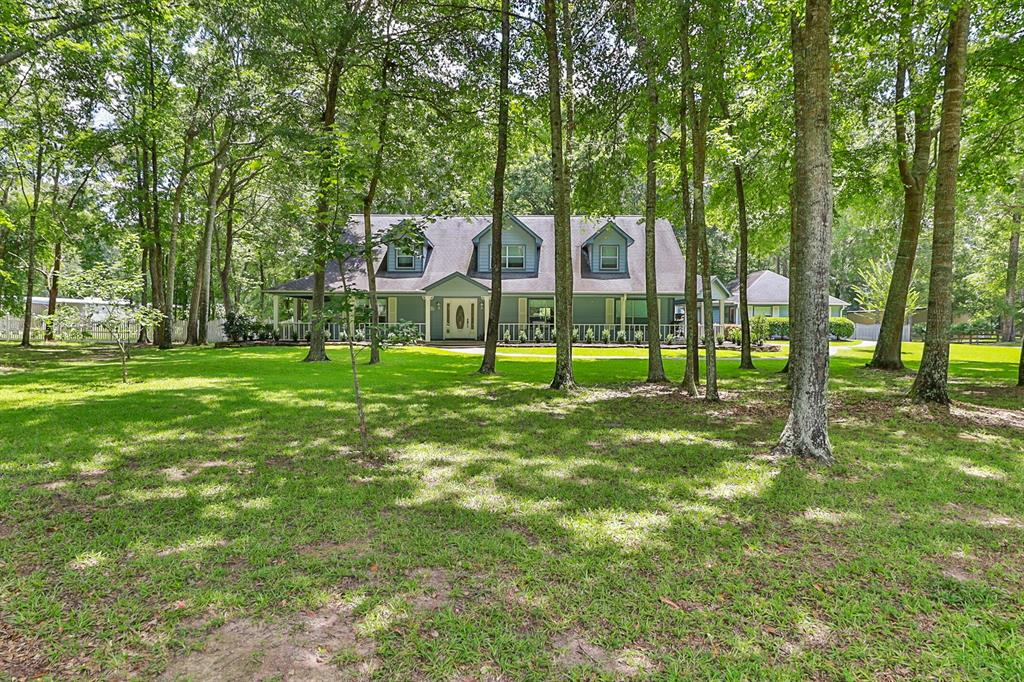 17125 Mustang Lane Property Photo - New Caney, TX real estate listing