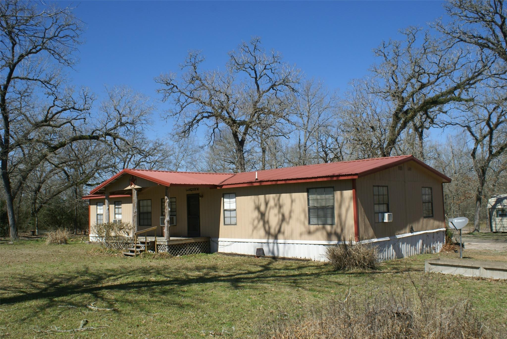 12255 287 Highway Property Photo - Pennington, TX real estate listing
