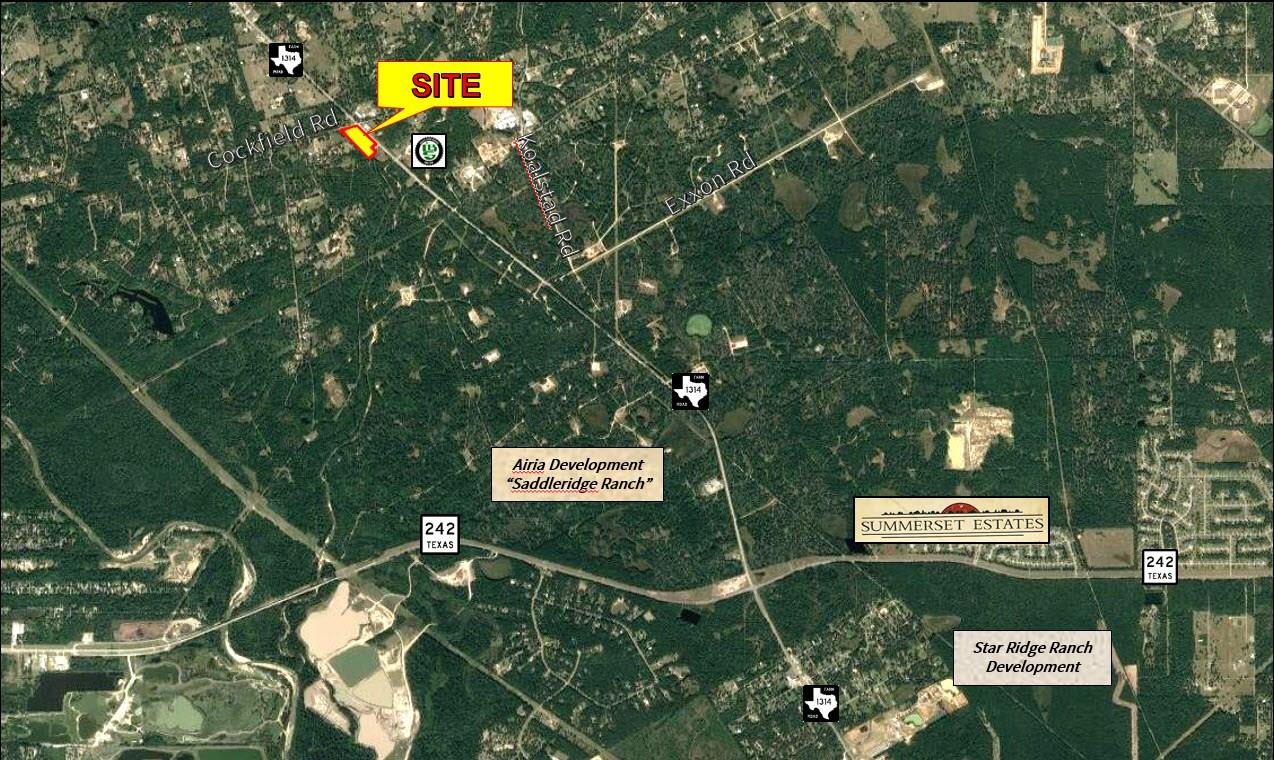 14366 Fm 1314 Road Property Photo - Conroe, TX real estate listing