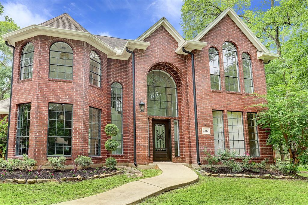 2410 Creekleaf Road Property Photo - Houston, TX real estate listing