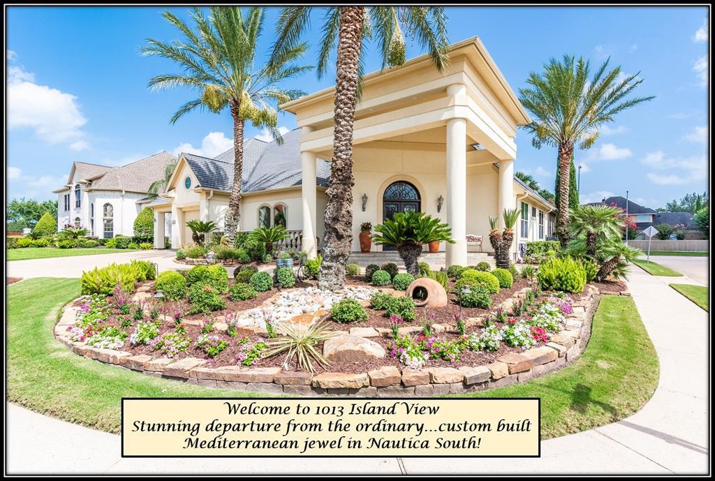 1013 Island View Property Photo - Kemah, TX real estate listing