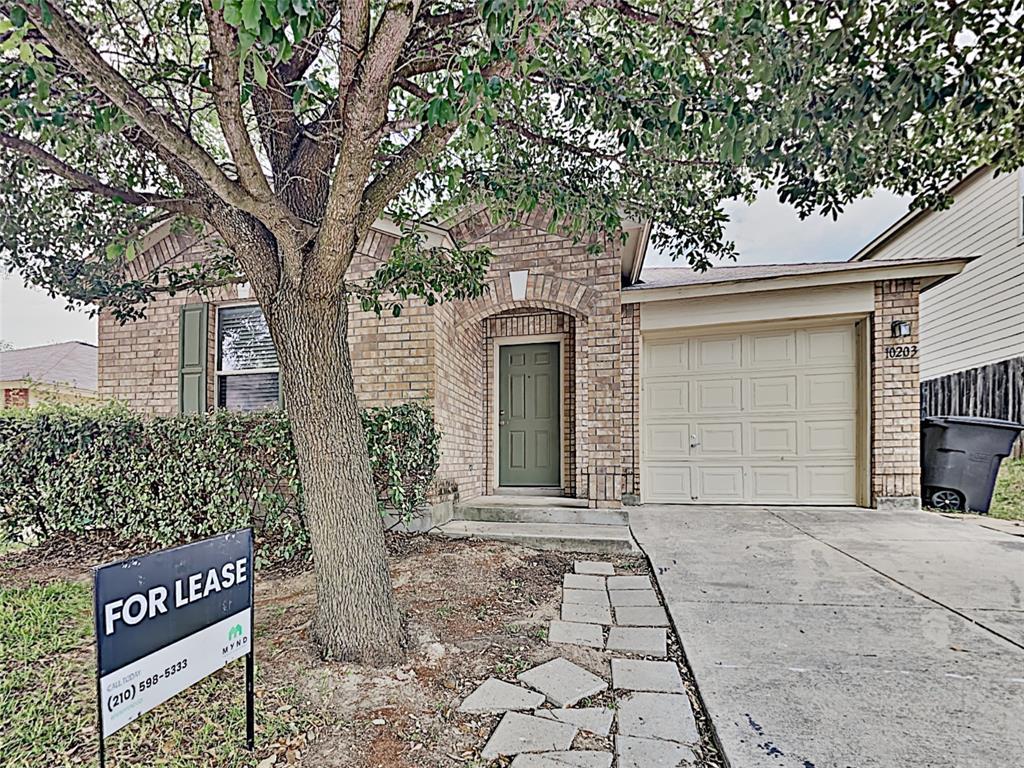 10203 Boxing Pass Property Photo - San Antonio, TX real estate listing