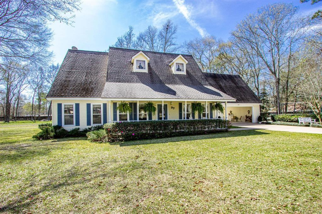 97 White Oak Drive Property Photo - Woodbranch, TX real estate listing