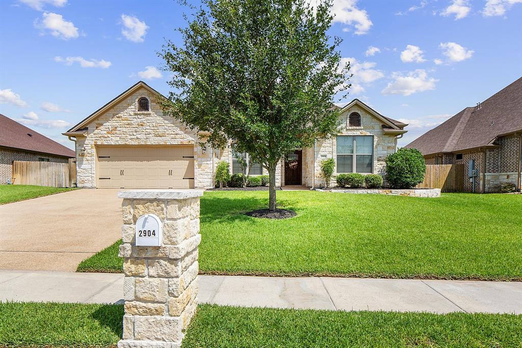 2904 Caney Court, Bryan, TX 77808 - Bryan, TX real estate listing