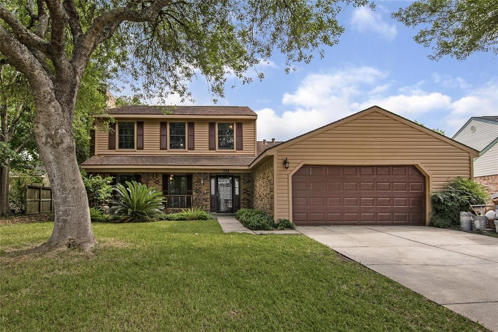 338 Lost Rock Drive Property Photo - Houston, TX real estate listing