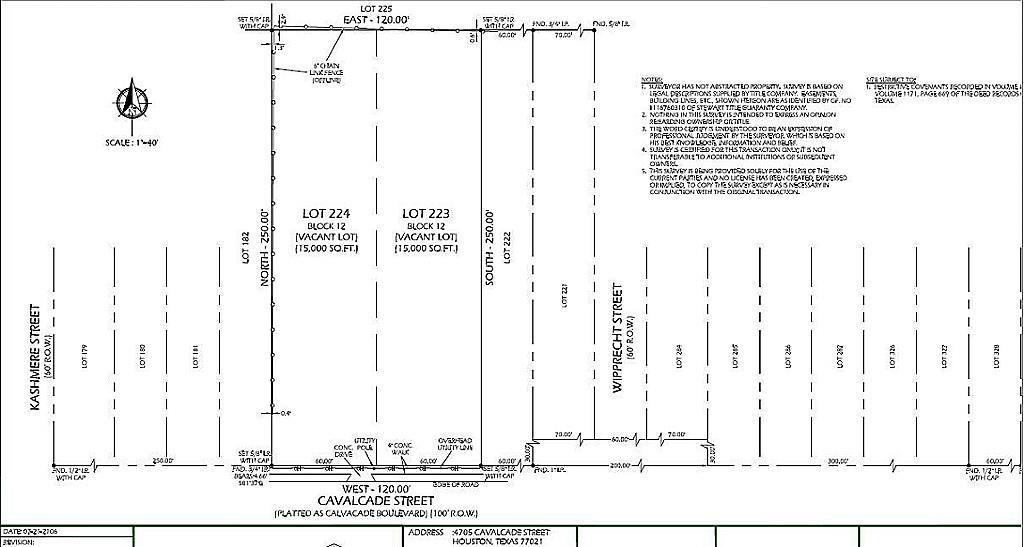 4705 Cavalcade Street, Houston, TX 77026 - Houston, TX real estate listing