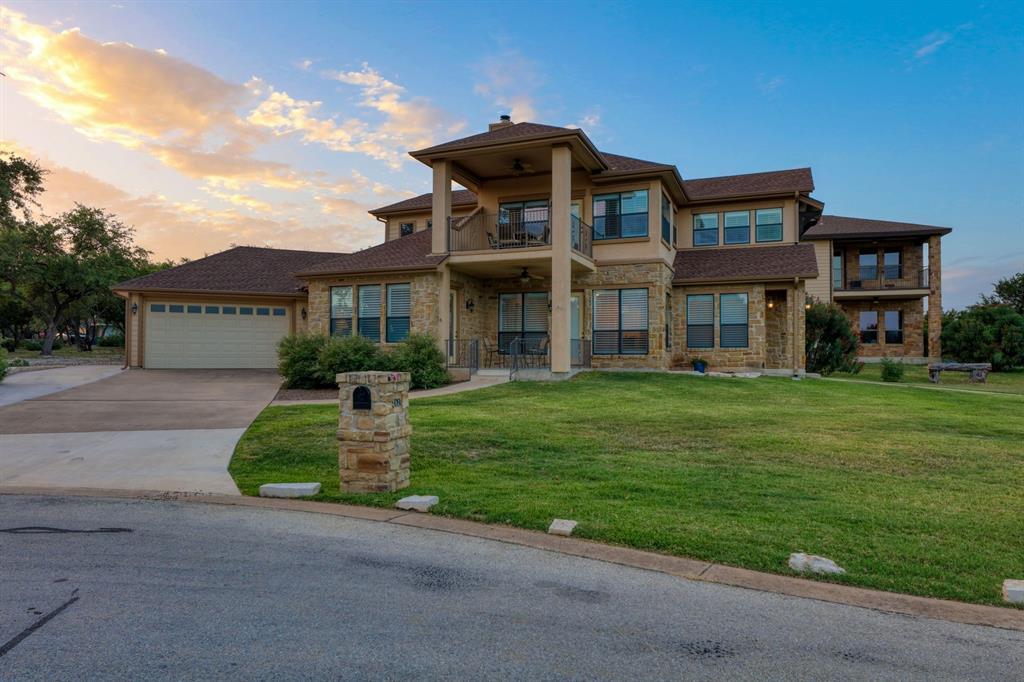 508 Lakeland Cir Circle Property Photo - Point Venture, TX real estate listing