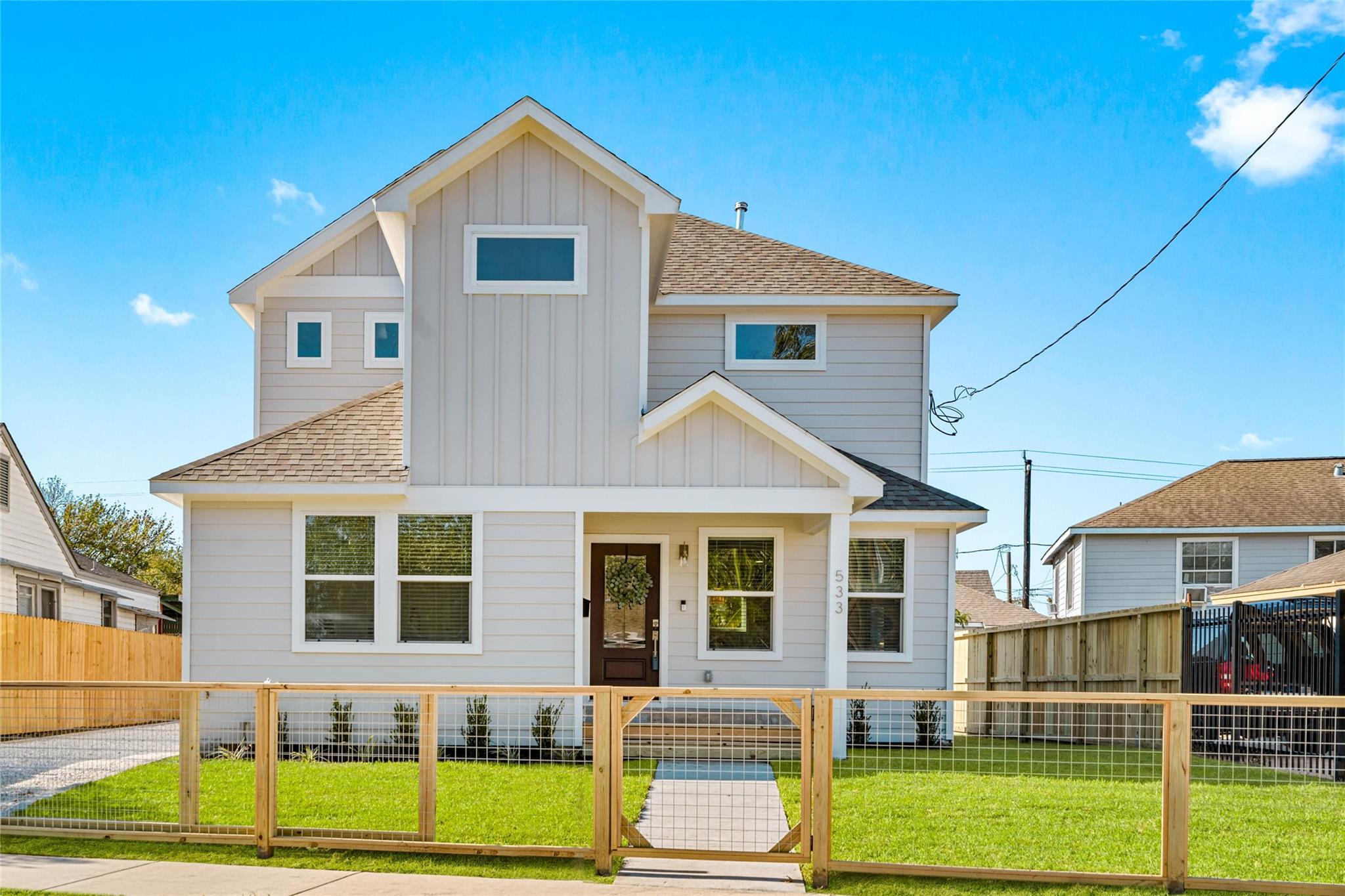 533 N Super Street Property Photo - Houston, TX real estate listing