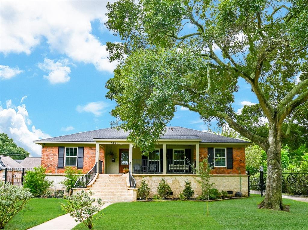 7801 Valley View Lane Property Photo - Houston, TX real estate listing