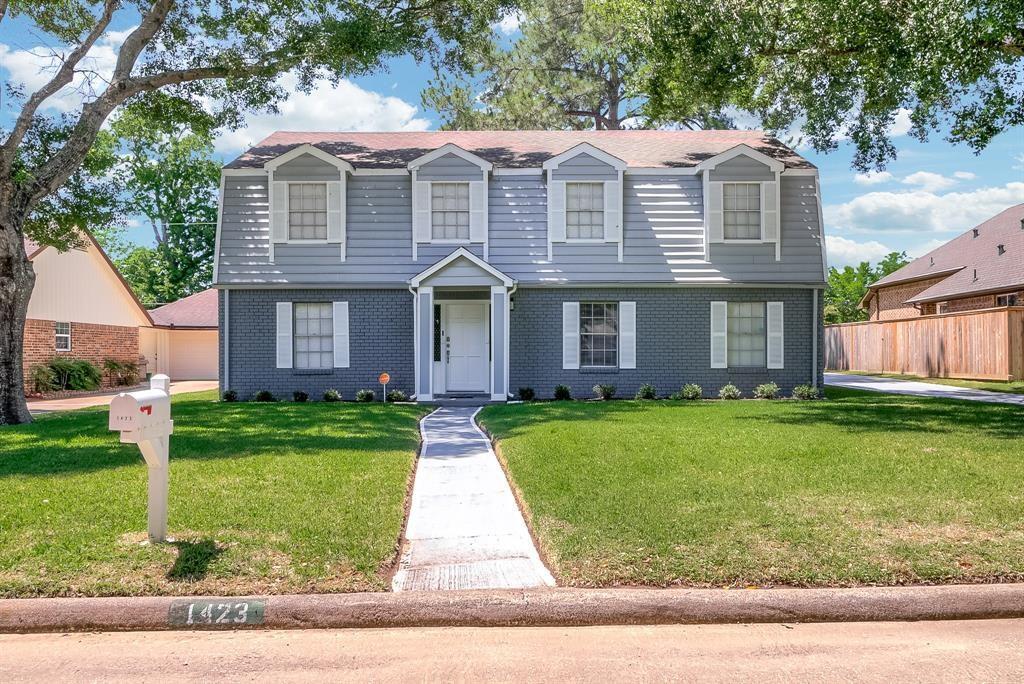 1423 Scenic Ridge Drive Property Photo - Houston, TX real estate listing