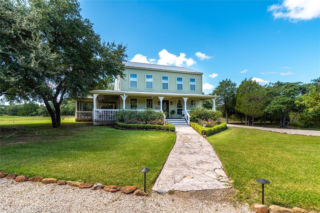 300 Huenefeld Lane Property Photo - Round Top, TX real estate listing