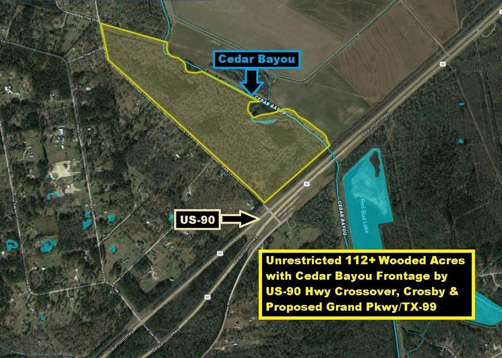 20206 Shady Lane, Crosby, TX 77532 - Crosby, TX real estate listing