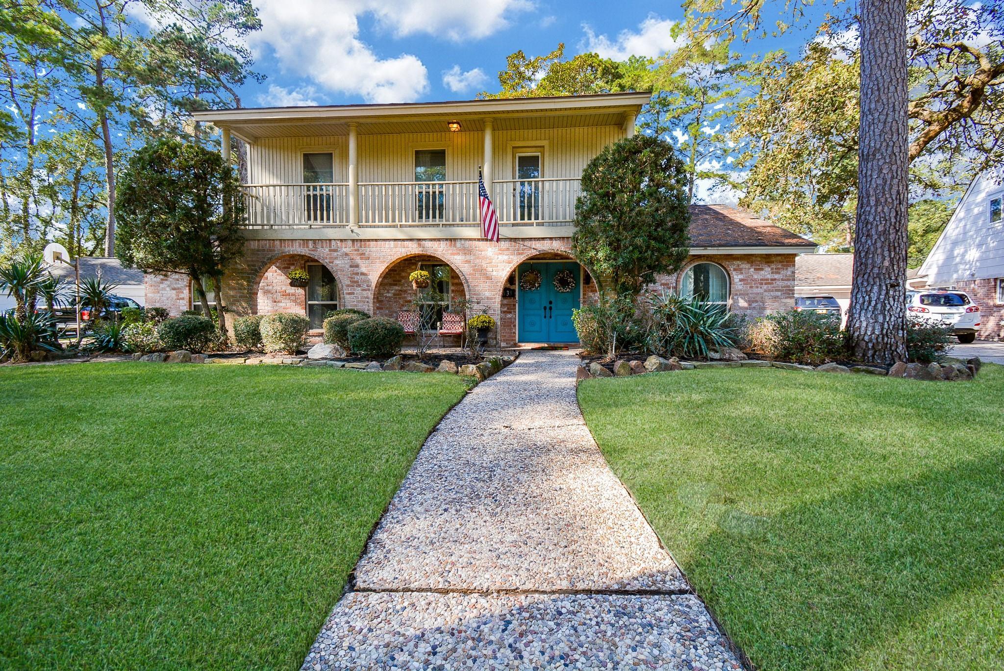 3838 Glenheather Drive Property Photo - Houston, TX real estate listing