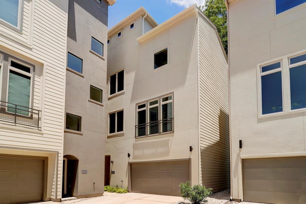 2903 Gillespie Street #C Property Photo - Houston, TX real estate listing