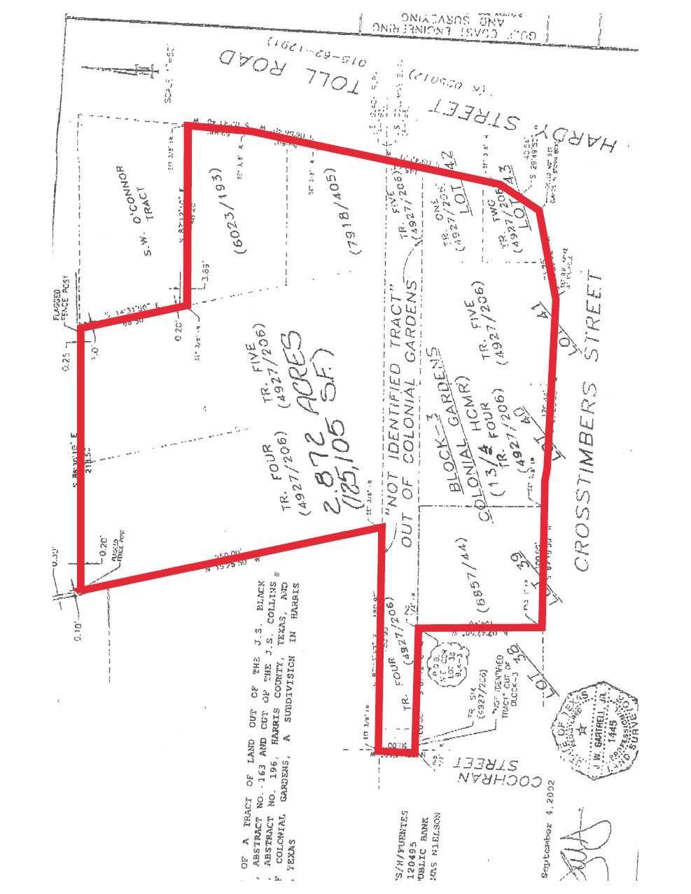 1215 E Crosstimbers Road Property Photo