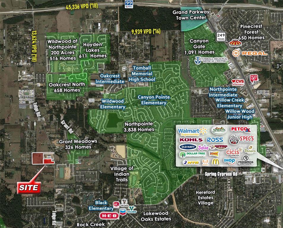 16517 Telge Road Property Photo - Cypress, TX real estate listing
