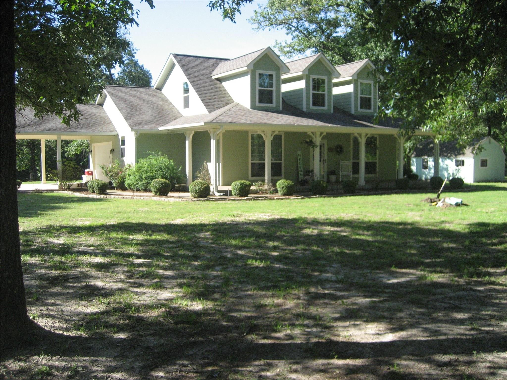 856 County Road 1850 Property Photo - Grapeland, TX real estate listing